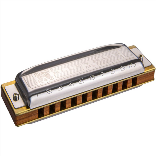 Hohner Blues Harp: Key of A
